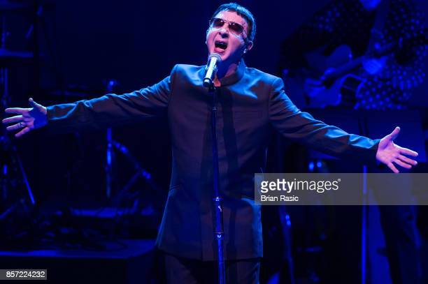 Marc Almond performs at The Royal Festival Hall on October 3 2017 in London England