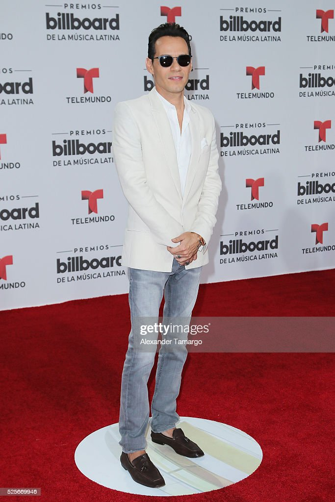 <a gi-track='captionPersonalityLinkClicked' href=/galleries/search?phrase=Marc+Anthony&family=editorial&specificpeople=202544 ng-click='$event.stopPropagation()'>Marc Anthony</a> attends the Billboard Latin Music Awards at Bank United Center on April 28, 2016 in Miami, Florida.