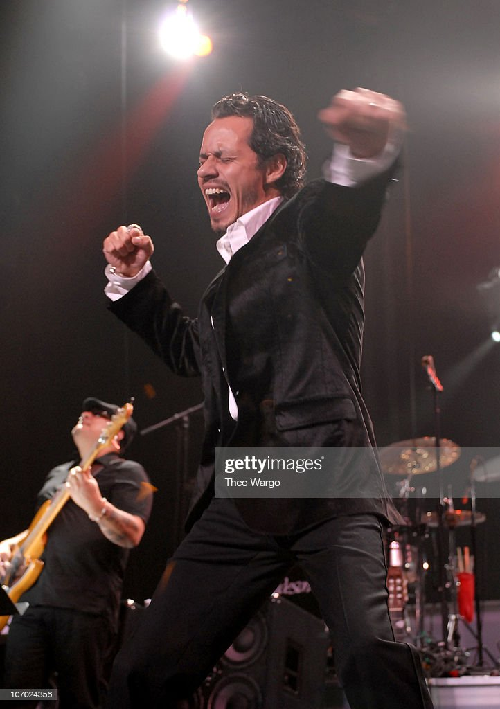 Juntos En Concierto Featuring Marc Anthony At Madison Square Garden Getty Images