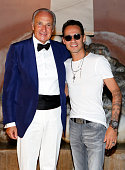 Marc Anthony is seen at Villa Padierna hotel on July 9 2016 in Marbella Spain