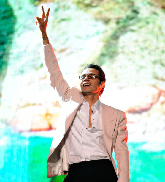 Marc Anthony Performs Valentine 39 S Day Show At Madison Square Garden Photos And Images Getty Images