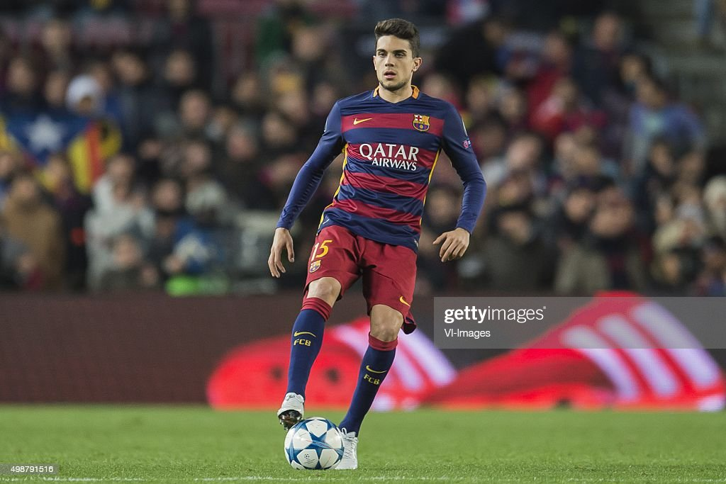 Spanish press claim Spurs want to sign Barcelona's Marc Bartra, Manchester United keen