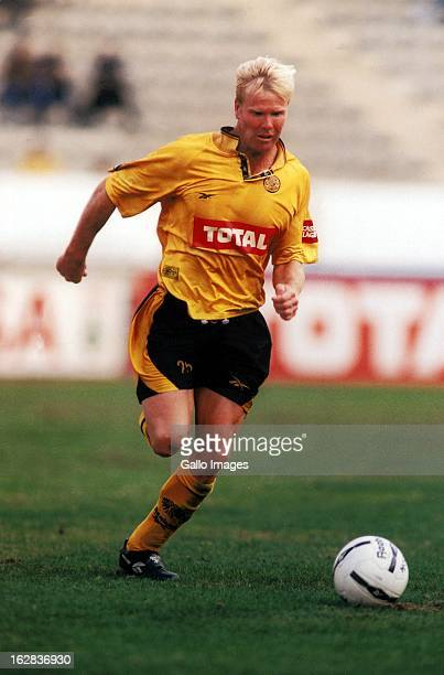 Marc Batchelor plays for Kaizer Chiefs in the PSL 97/98