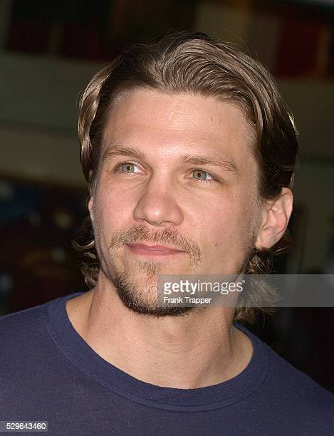 Marc Blucas arrives at the premiere of 'The Chronicles of Riddick'