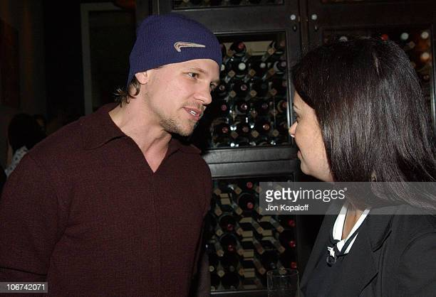 Marc Blucas during Endeavor Awards Season Party at Grace Restaurant in Los Angeles California United States