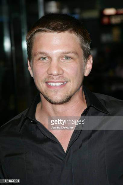Marc Blucas during 'First Daughter' New York Premiere Arrivals at Clearview's Chelsea West Theater in New York City New York United States