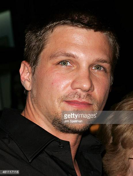 Marc Blucas during First Daughter New York Premiere Arrivals at Clearview's Chelsea West Theater in New York City New York United States
