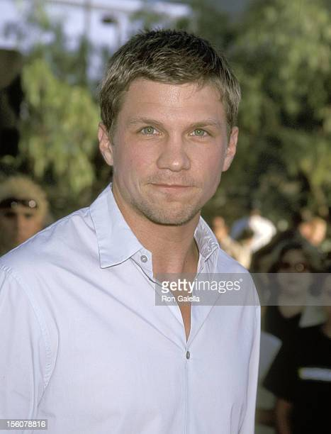 Marc Blucas during 'Jurassic Park III' Premiere July 16 2001 at Universal Amphitheatre in Universal City California United States