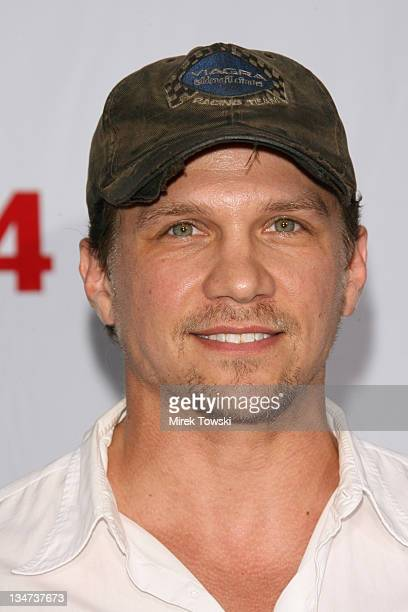 Marc Blucas during 'Talladega Nights' Los Angeles Premiere Arrivals at Grauman's Chinese Theater in Hollywood California United States