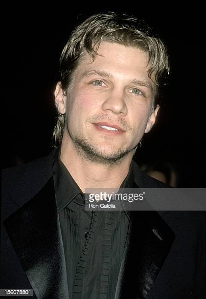 Marc Blucas during The 27th Annual People's Choice Awards at Pasadena Civic Auditorium in Pasadena California United States