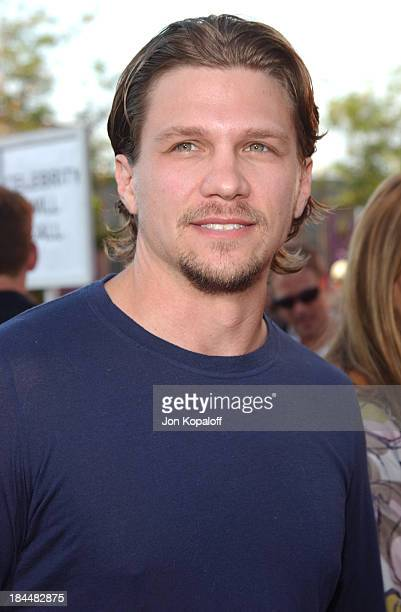 Marc Blucas during 'The Chronicles Of Riddick' World Premiere Arrivals at Universal Amphitheatre in Universal City California United States