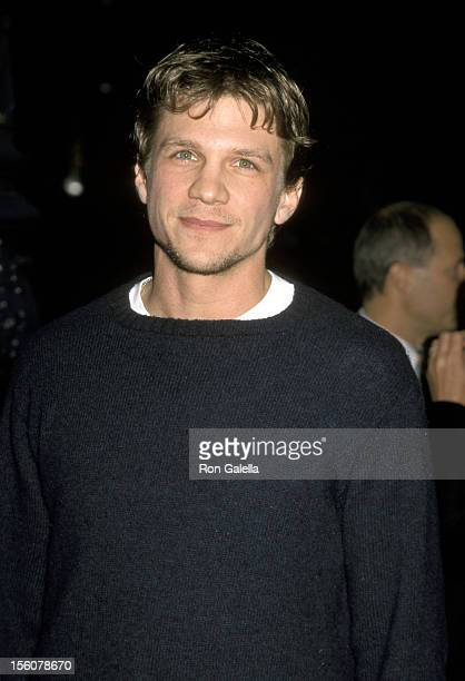 Marc Blucas during 'Traffic' Los Angeles Premiere at The Academy in Beverly Hills California United States