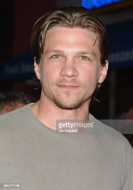 Marc Blucas during 'Van Helsing' Los Angeles Premiere at Universal Amphitheatre in Universal City California United States