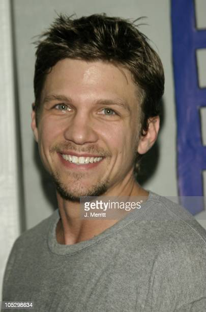 Marc Blucas during Youth INC Net Gain Celebrity Basketball Game at Crossroads High School in Santa Monica California United States