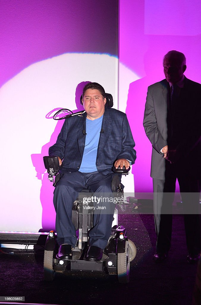 <a gi-track='captionPersonalityLinkClicked' href=/galleries/search?phrase=Marc+Buoniconti&family=editorial&specificpeople=736871 ng-click='$event.stopPropagation()'>Marc Buoniconti</a> speaks at Buoniconti Fund to Cure Paralysis' Destination Fashion 2012 at Bal Harbour Shops on November 10, 2012 in Miami, Florida.