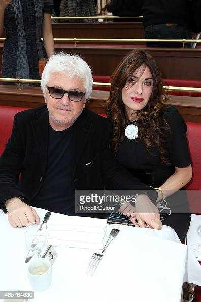Fashion Week  Paris Cerrone