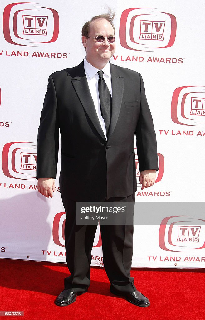 Marc Cherry arrives to The 6th Annual 'TV Land Awards' on June 8, 2008 at the Barker Hanger in Santa Monica, California.