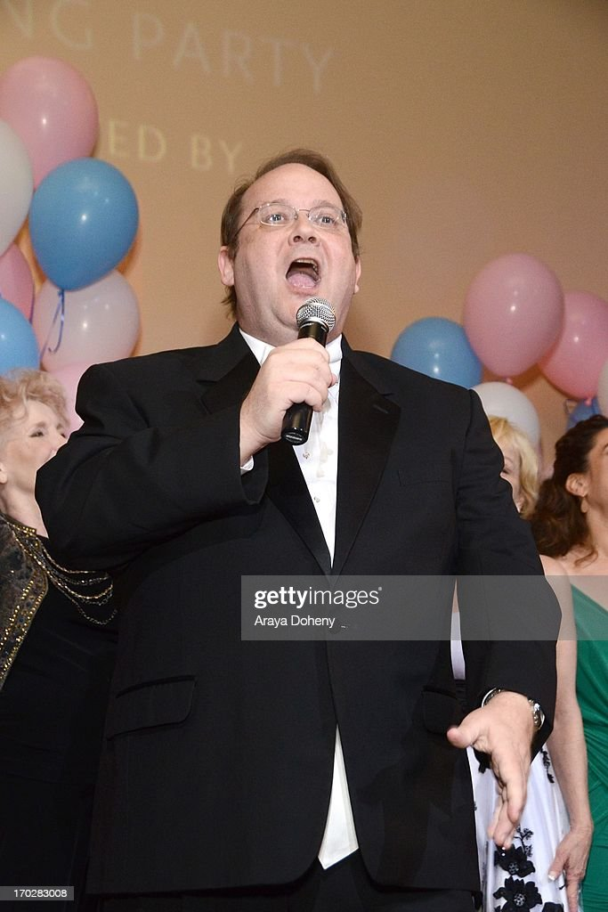 <a gi-track='captionPersonalityLinkClicked' href=/galleries/search?phrase=Marc+Cherry&family=editorial&specificpeople=217819 ng-click='$event.stopPropagation()'>Marc Cherry</a> performs at the the Actors Fund's 17th annual Tony Awards viewing party held at Taglyan Cultural Complex on June 9, 2013 in Hollywood, California.