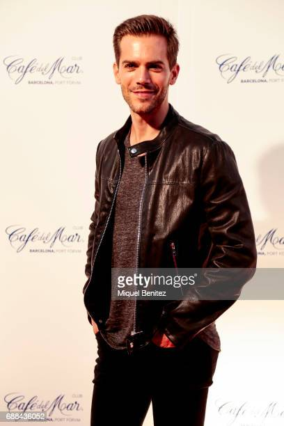 Marc Clotet attends the Cafe del Mar Club Barcelona's Opening on May 25 2017 in Barcelona Spain