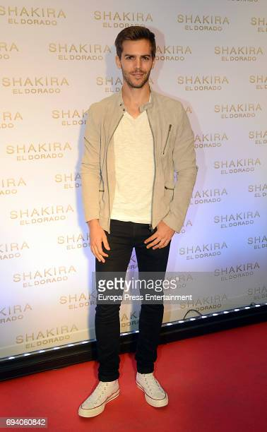 Marc Clotet attends the photocall for the new Shakira album 'El Dorado' at the Convent of Angels on June 8 2017 in Barcelona Spain