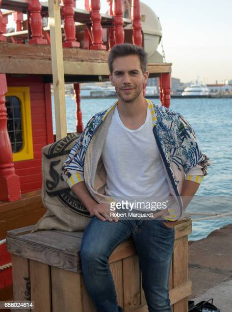 Marc Clotet attends the 'San Miguel 60th Anniversary' party held at the Nautic Center on May 24 2017 in Barcelona Spain
