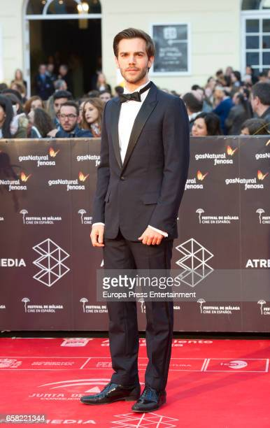 Marc Clotet during the 20th Malaga Film Festival at the Cervantes Teather on March 25 2017 in Malaga Spain