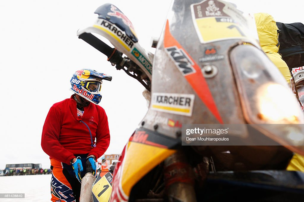 2015 Dakar Rally - Day Nine