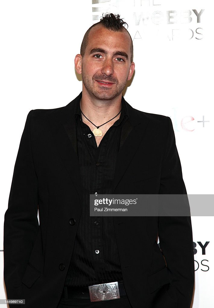 Marc Forgione attends the 16th Annual Webby Awards at Hammerstein Ballroom on May 21, 2012 in New York City.