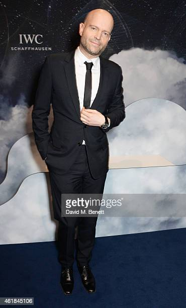 Marc Forster attends the IWC 'Journey To The Stars' Gala Dinner during the Salon International de la Haute Horlogerie 2015 on January 20 2015 in...