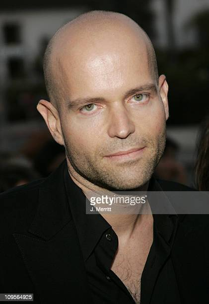 Marc Forster during 2004 Santa Barbara International Film Festival 'Finding Neverland' Premiere at The Lobero Theatre in Santa Barbara California...