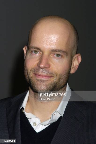 Marc Forster during 'A Work in Progress An Evening with Marc Forster' Arrivals at The Museum of Modern Art in New York City New York United States