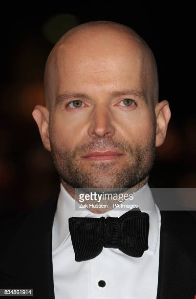 Marc Foster arrives for the World premiere of 'Quantum Of Solace' at the Odeon Leicester Square WC2