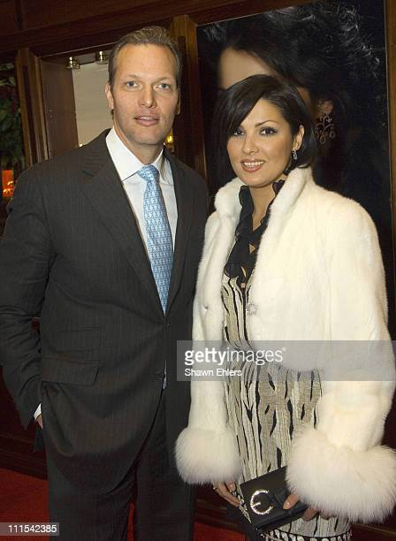 Marc Hruschka President and Chief Executive Officer Chopard and Anna Netrebko