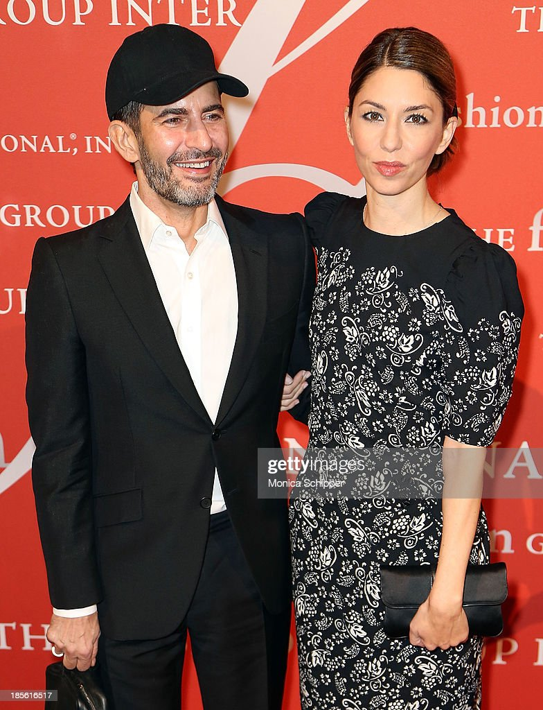 Marc Jacobs and <a gi-track='captionPersonalityLinkClicked' href=/galleries/search?phrase=Sofia+Coppola&family=editorial&specificpeople=202230 ng-click='$event.stopPropagation()'>Sofia Coppola</a> attend the 30th annual Fashion Group International Night of Stars on October 22, 2013 in New York City.