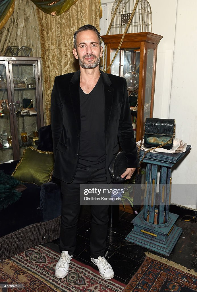 Marc Jacobs And Coty Celebrate DECADENCE
