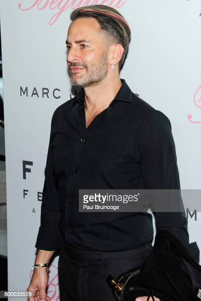 Marc Jacobs attends 'The Beguiled' New York Premiere Arrivals at Metrograph on June 22 2017 in New York City