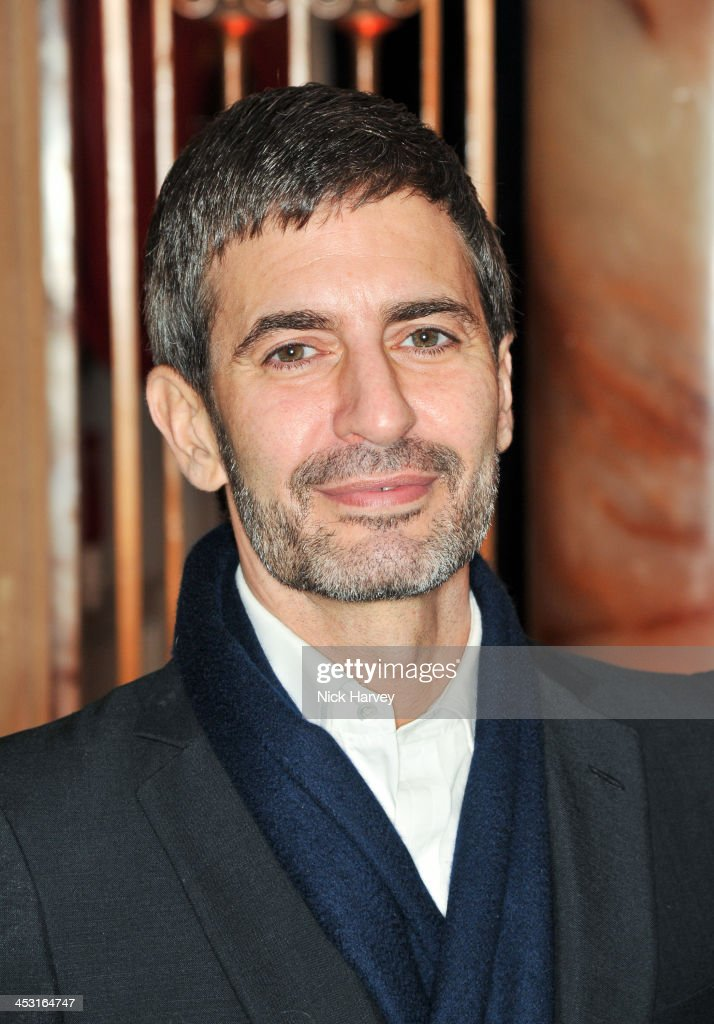 <a gi-track='captionPersonalityLinkClicked' href=/galleries/search?phrase=Marc+Jacobs+-+Fashion+Designer&family=editorial&specificpeople=4190324 ng-click='$event.stopPropagation()'>Marc Jacobs</a> attends the British Fashion Awards 2013 at London Coliseum on December 2, 2013 in London, England.