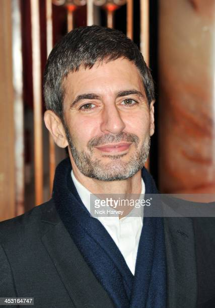 Marc Jacobs attends the British Fashion Awards 2013 at London Coliseum on December 2 2013 in London England