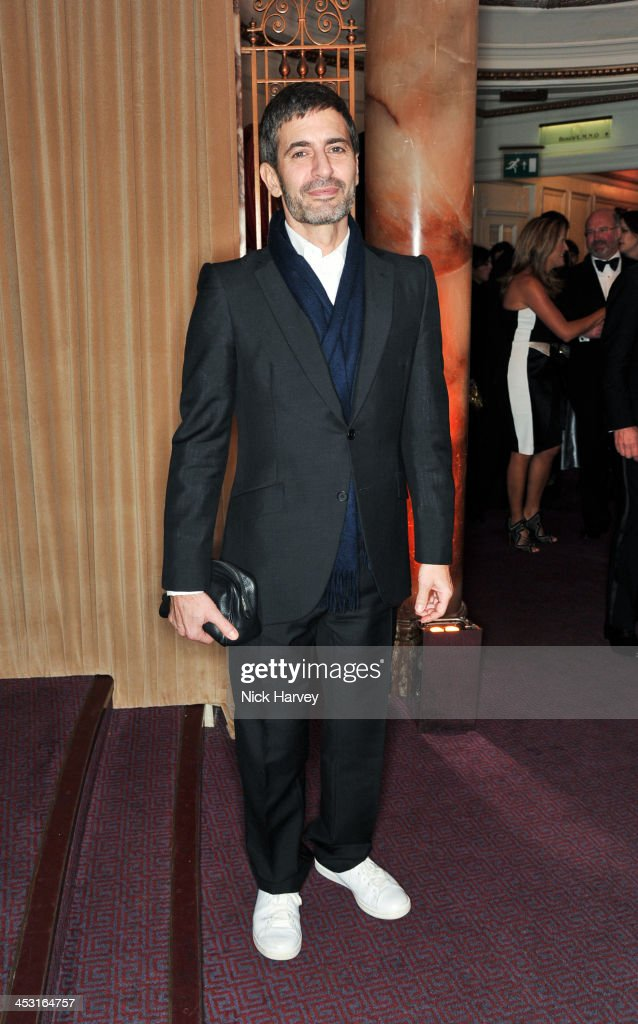 Marc Jacobs attends the British Fashion Awards 2013 at London Coliseum on December 2, 2013 in London, England.