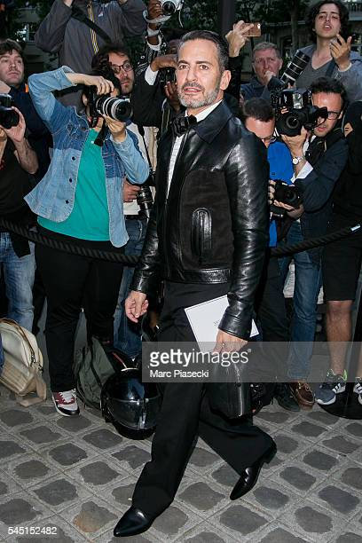 Marc Jacobs attends the Vogue Foundation Gala 2016 at Palais Galliera on July 5 2016 in Paris France