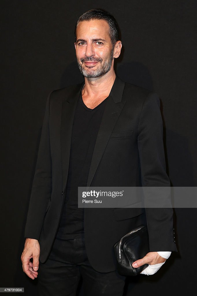 Marc Jacobs attends theVogue Paris Foundation Gala at Palais Galliera on July 6 2015 in Paris France