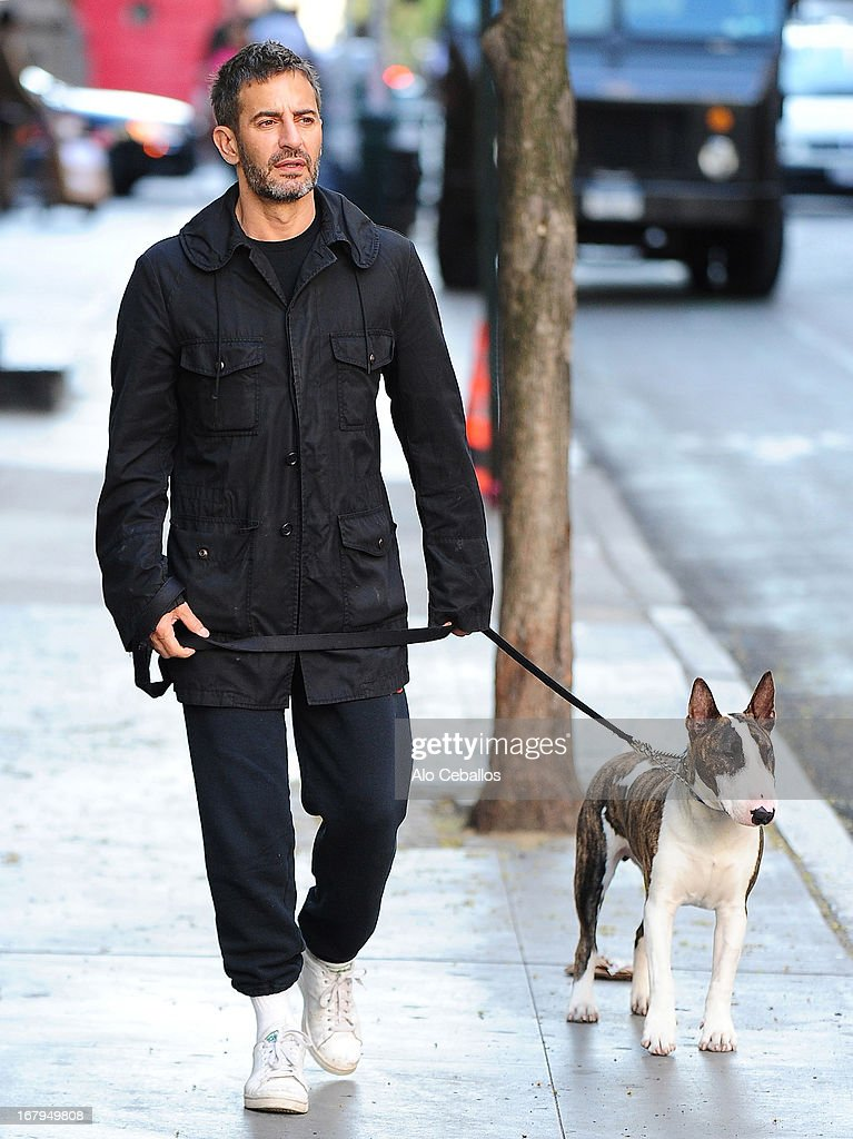 Marc Jacobs is seen in Soho on May 3, 2013 in New York City.