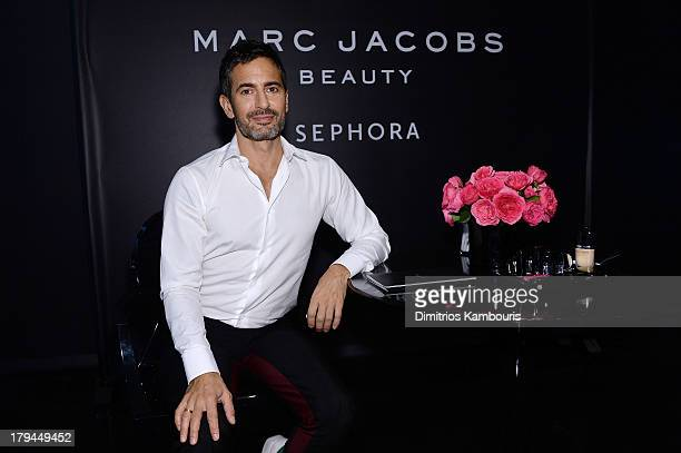 Marc Jacobs makes a personal appearance at SEPHORA SOHO on September 3 2013 in New York City