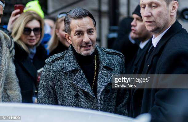 Marc Jacobs outside Marc Jacobs on February 16 2017 in New York City