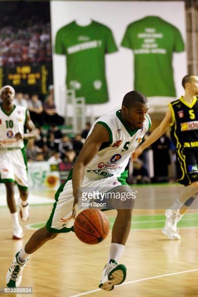 Marc JUDITH Nanterre / Bordeaux 27eme journee de ProB Palais des sports de Nanterre