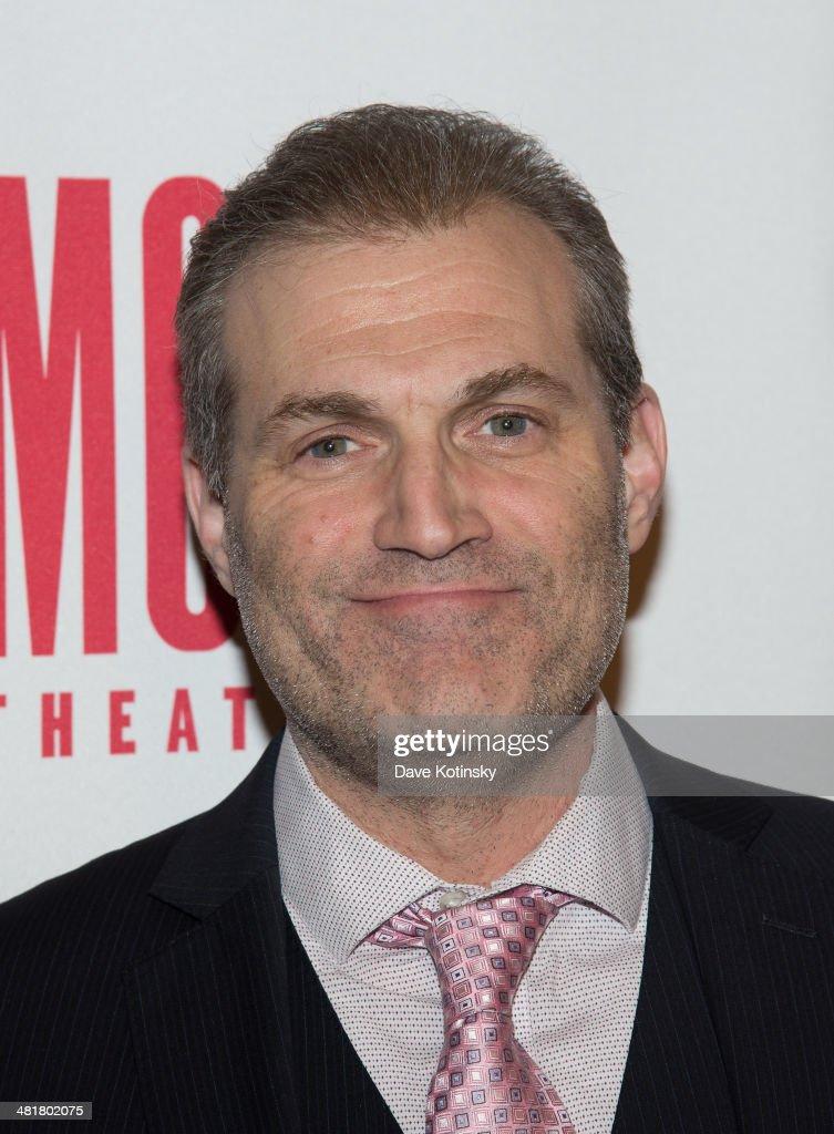 Marc Kudisch attends Miscast 2014 at Hammerstein Ballroom on March 31, 2014 in New York City.