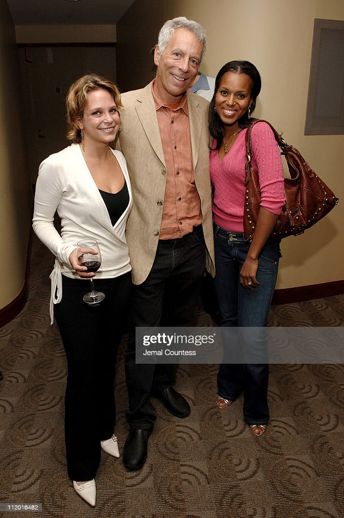 Marc Levin, writer-director of 'Protocols of Zion', with Jennifer Tuft, co-producer, and <a gi-track='captionPersonalityLinkClicked' href=/galleries/search?phrase=Kerry+Washington&family=editorial&specificpeople=201534 ng-click='$event.stopPropagation()'>Kerry Washington</a>