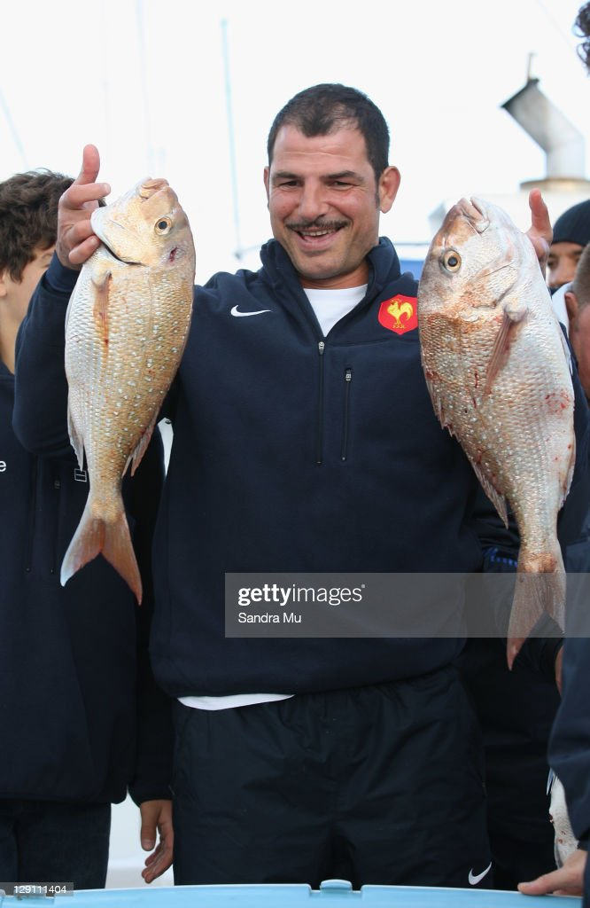 France IRB RWC 2011 Fishing Trip