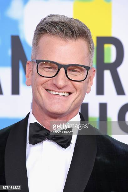 Marc Malkin attends the 2017 American Music Awards at Microsoft Theater on November 19 2017 in Los Angeles California