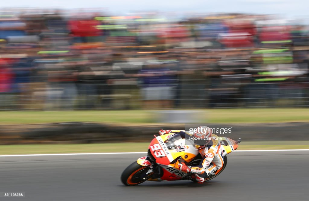 MotoGP of Australia - Qualifying